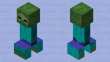 zombie? Minecraft Mob Skin