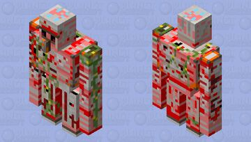 fantasy golem Minecraft Mob Skin