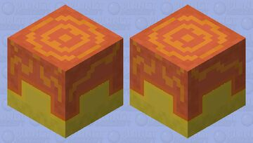 Flare shulker Minecraft Mob Skin