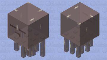 𝓁𝑜𝓈𝓉 𝒾𝓃 𝓉𝒽𝑒 𝒹𝑒𝓅𝓉𝒽 𝑜𝒻 𝓎𝑜𝓊𝓇 𝑜𝓌𝓃 𝒷𝒶𝓃𝒹𝒶𝒾𝒹 Minecraft Mob Skin