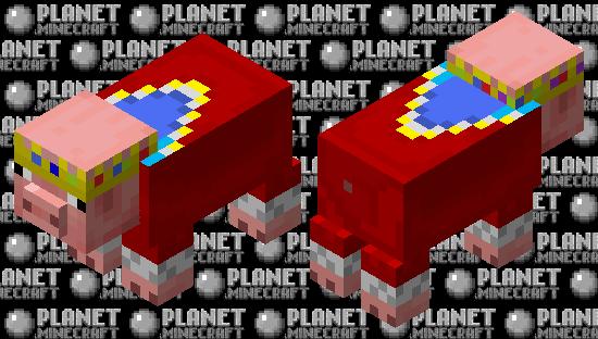 TechnoPig Minecraft Skin