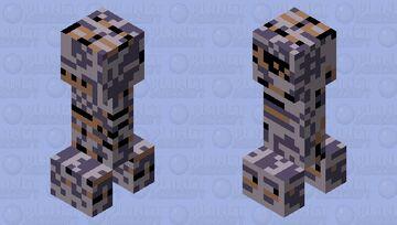 MissingNo Minecraft Mob Skin