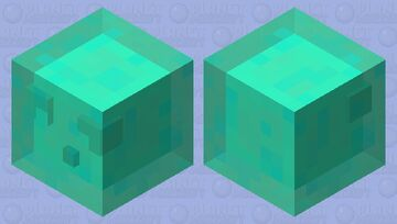Atlantis Slime Minecraft Mob Skin