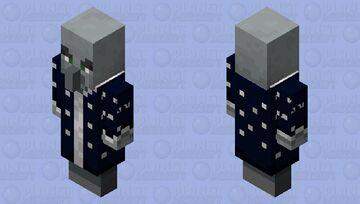 Night Mage Minecraft Mob Skin