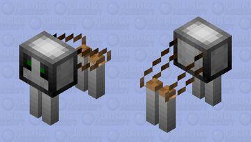 robot wolf (Normal) Minecraft Mob Skin