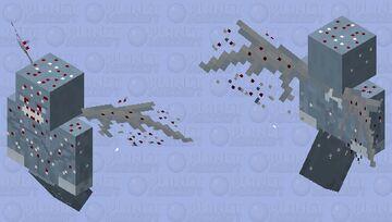Undead Spirit Minecraft Mob Skin