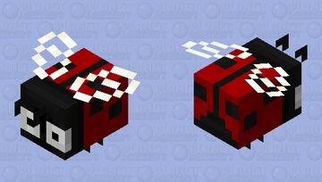 Marienkäfer (Ladybug) Minecraft Mob Skin