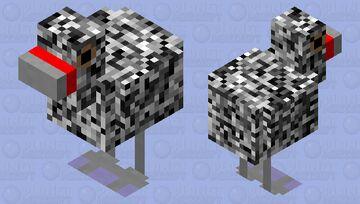 Freckled Duck Minecraft Mob Skin