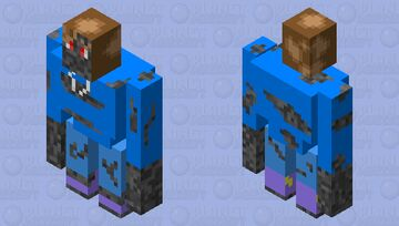 Mutation 2.0 Minecraft Mob Skin
