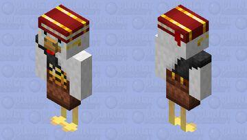 Chicklin Smarter / Remade / Java Minecraft Mob Skin