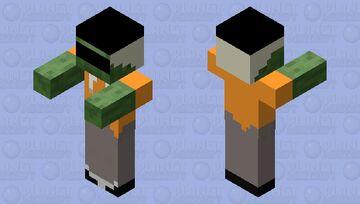 Sketch Minecraft Mob Skin