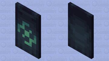 My Cape (Jeans) Minecraft Mob Skin