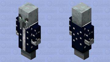 Night Mage MCD Minecraft Mob Skin