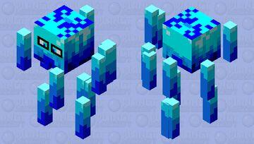 Bliss Minecraft Mob Skin