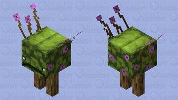 Azalea Strider Minecraft Mob Skin