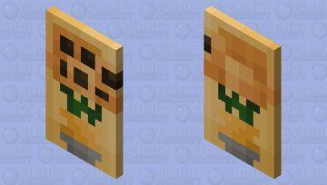 Sunflowers Minecraft Mob Skin