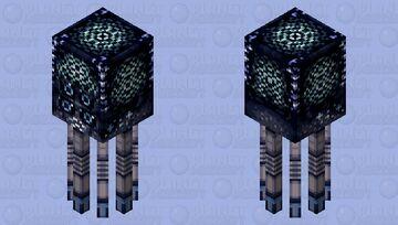 Crabsquid - Subnautica Minecraft Mob Skin