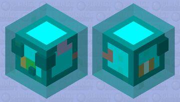 MCD: Tropical Slime Minecraft Mob Skin