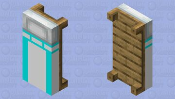Personal Bed [ My ] B1 Minecraft Mob Skin