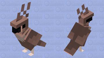 ~{ριикιѕн ∂єℓιgнт}~ Minecraft Mob Skin