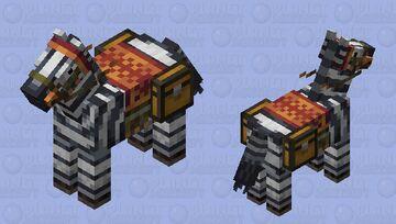 ZEBRAAS Minecraft Mob Skin