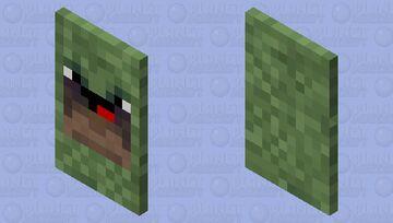 New Noob Jungle Cape Skin Minecraft Mob Skin