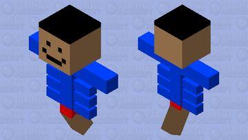 N O Minecraft Mob Skin
