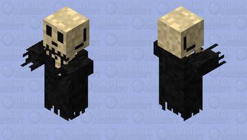 Vengeful Wraith Minecraft Mob Skin