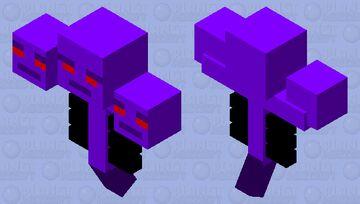 Void Wither Minecraft Mob Skin