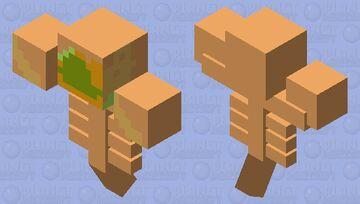somethin wierd Minecraft Mob Skin
