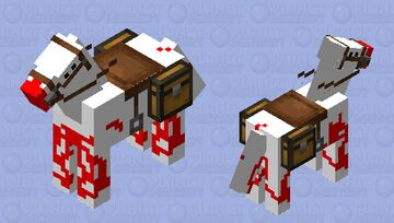 Street Horse Minecraft Mob Skin
