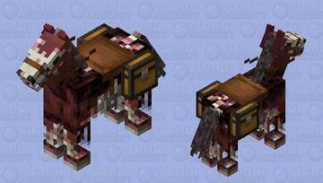 Sorry Arkadya (again) Minecraft Mob Skin