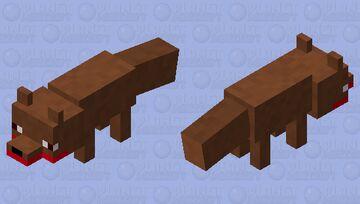 Demônio do rio Minecraft Mob Skin