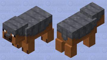 Prehistoric Armadillo Ancestor Minecraft Mob Skin