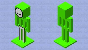 dream stand Minecraft Mob Skin
