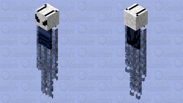 Hollow Knight mantis warrior Minecraft Mob Skin
