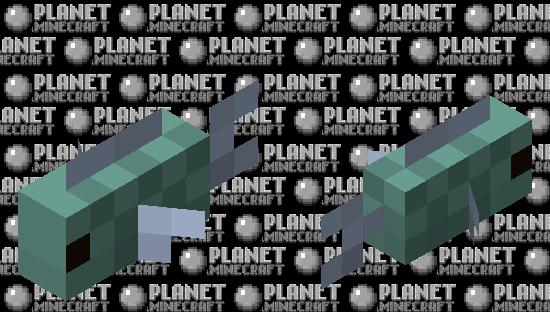 The original fish Minecraft Skin