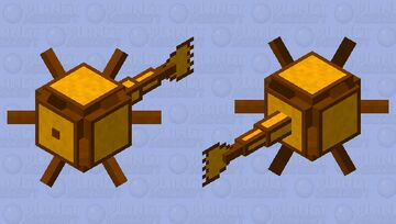 Breakfast Collection | Guardian Minecraft Mob Skin