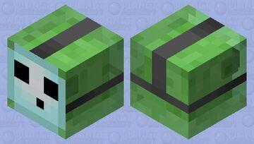 Slayson Slimehees (Halloween Party Texture Pack sneak peak) Minecraft Mob Skin