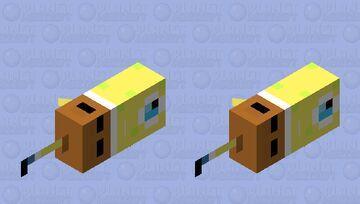 Spongbob's Minions Minecraft Mob Skin