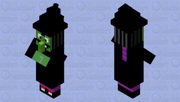 gruntilda Minecraft Mob Skin