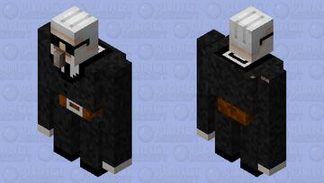 SECURITY!!! Minecraft Mob Skin