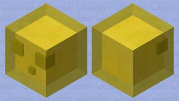 Sentient Gold Minecraft Mob Skin