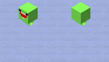 monster Minecraft Mob Skin