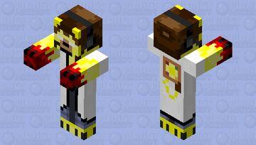 PROX10mc zombie Minecraft Mob Skin
