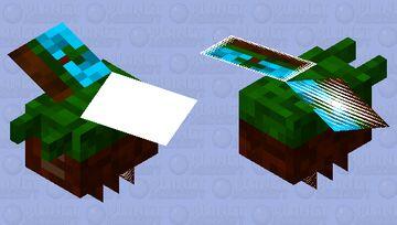 Skyblock Bee(cringe alert) Minecraft Mob Skin