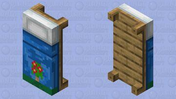 Mangrove bed Minecraft Mob Skin