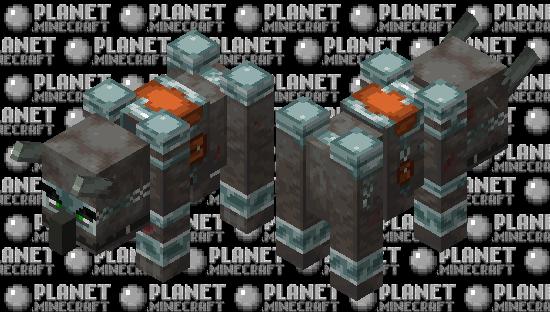The Wanderer raveger Minecraft Skin