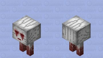 Infant Ghast (Default) Minecraft Mob Skin