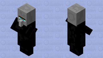 Tapir Villager for @MCTapir TapirMod (in Work) Minecraft Mob Skin